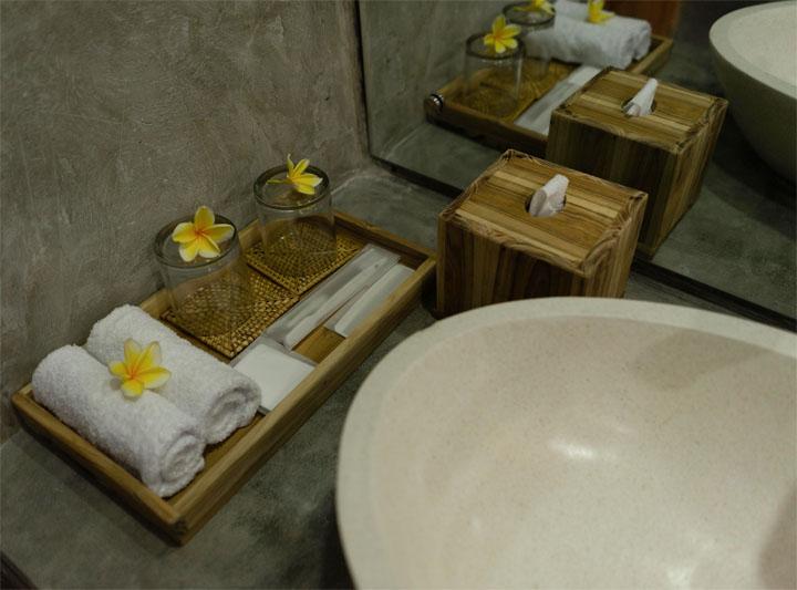 the prime room amenities